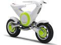 ヤマハ発動機の電動バイク(コンセプトモデル) EC-f