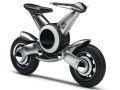 ヤマハ発動機の電動バイク(コンセプトモデル) EC-fs