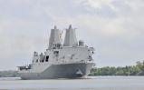 サン・アントニオ級ドック型輸送揚陸艦5番艦ニューヨーク