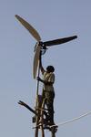 ウィリアム・カムクワンバ氏の最新の風車