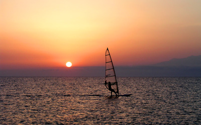 Cabo de Gata Sunset