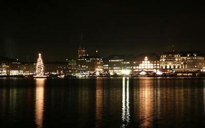 Hamburg Christmas