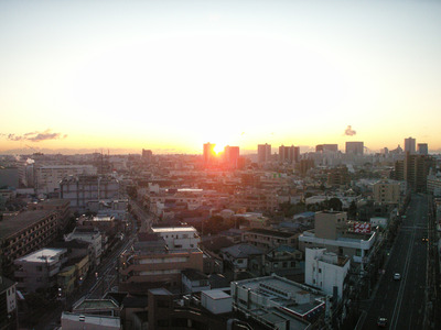 2010 1st sunrise