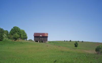 Farmland in Michigan