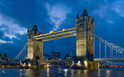 Tower Bridge Twilight
