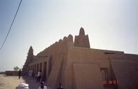 Djinguereber Mosque, Timbuktu. Copyright (c) upyernoz. CC-BY 2.0