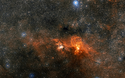 Eta Carinae and NGC 3603
