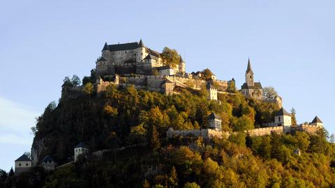 Hochosterwitz Castle, WQHD (2560x1440)