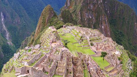 Machu Picchu WQHD (2560x1440)