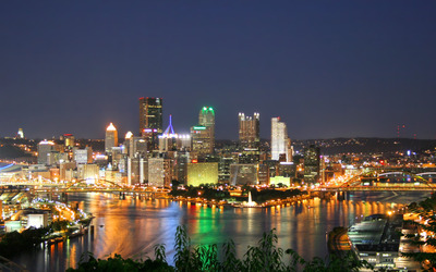 Pittsburgh Night