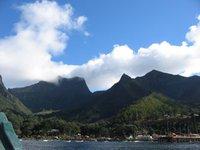 Robinson Crusoe Island. Copyright (c) Serpentus. CC-BY 3.0