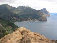 San Juan Bautista, Robinson Crusoe Island. Copyright (c) Serpentus. CC-BY 3.0
