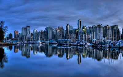 Vancouver early morning